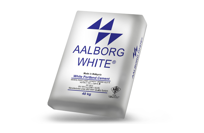 Aalborg White® CEM I 52,5N (MADE IN MALAYSIA)